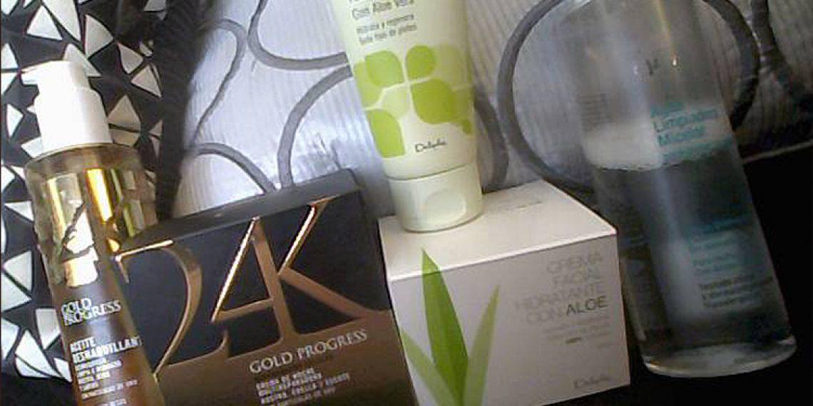 Es ist nicht alles Gold, was glänzt – Kosmetikprodukte mit Gold