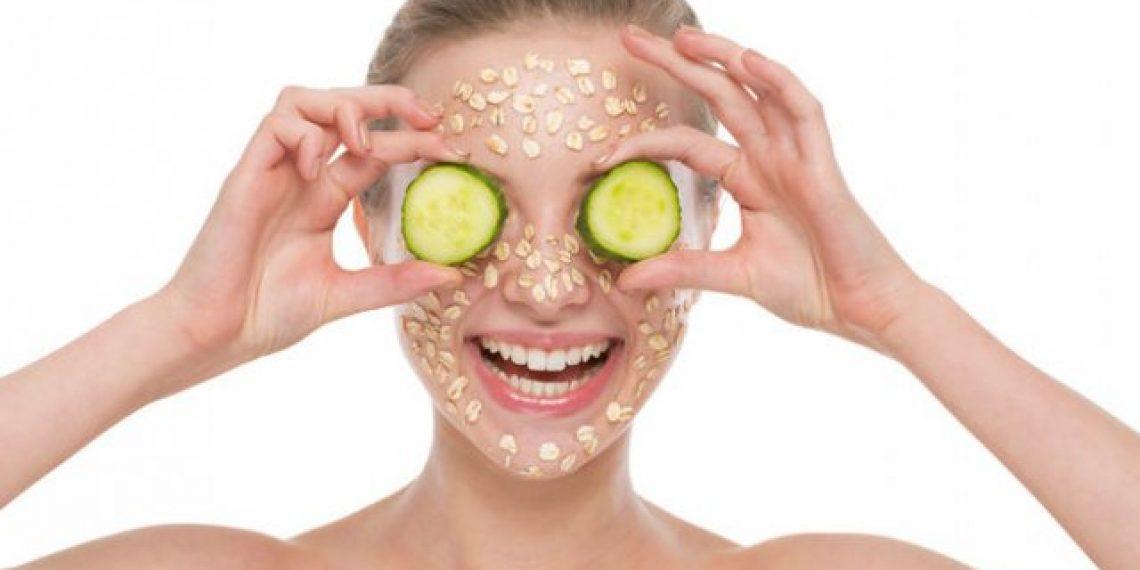 DIY: Masken für die Mischhaut