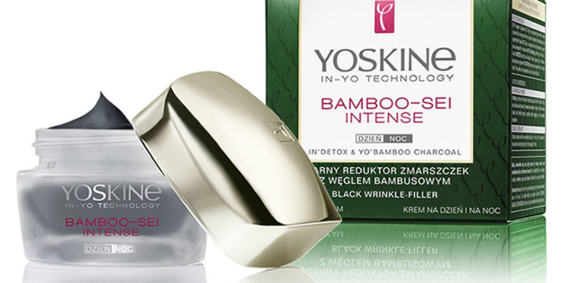 Kohle aus Japan, also Kosmetikserie Bamboo-Sei Intense Yoskine
