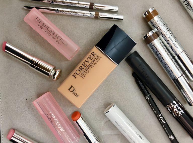 Neuheiten von Dior: Foundation Forever Undercover und Lippenbalsam Lip Glow