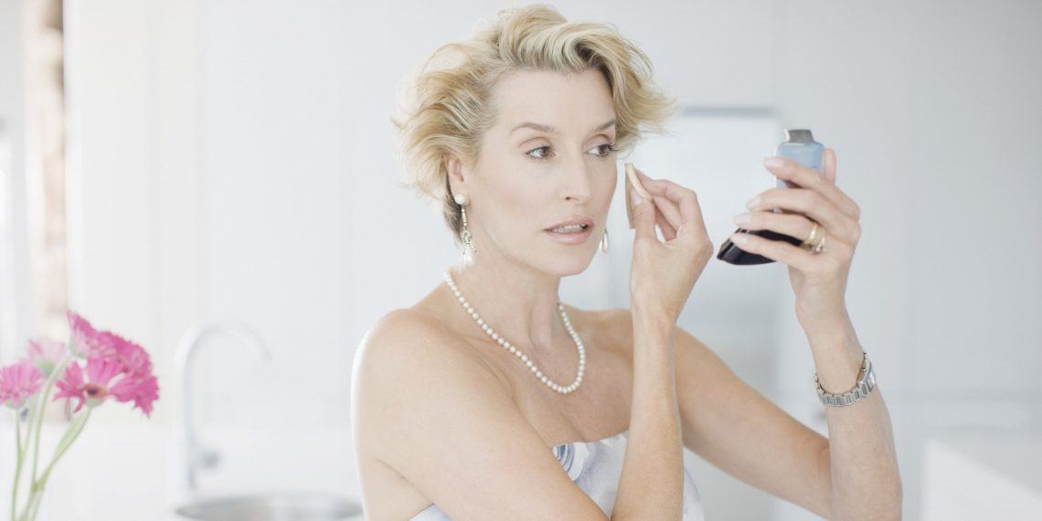 Verjüngung dank dem Make-up? Warum nicht? Meine bewährten Methoden