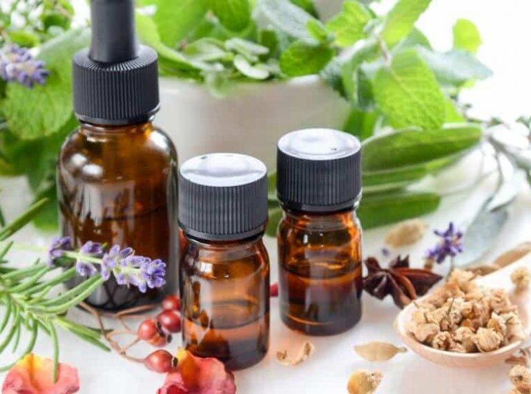 Aromatherapie, also ätherische Öle in der Haar- und Hautpflege