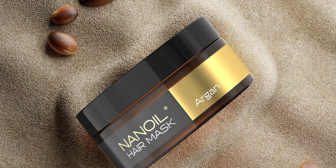 Mein Favorit, also die Nanoil Haarmaske mit Arganöl <3